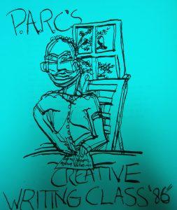 PARC Creative Writing Class '86